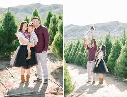 Christmas Tree Farm Family Shoot Oh What Fun » KCB PhotographyChristmas Tree Farm Family Photos