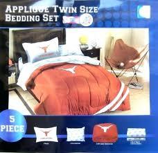texas longhorns bedding long horn bedding longhorn bedroom set longhorns licensed 5 twin size comforter bed texas longhorns bedding