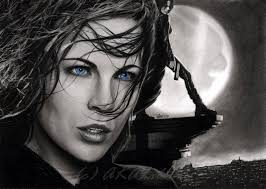 underworld kate beckin by akalilith