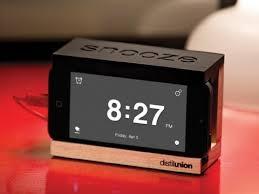 Distil Union - iPhone Alarm Dock