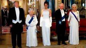 Melania Trump Mostly Silent In Europe But Fashion Seen