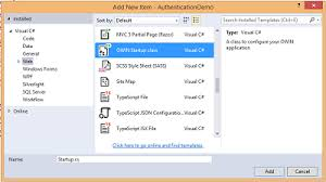 add to startup asp net identity in asp net mvc 5 0 customizing applicationuser