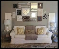 decoration ideas for wall decor love this hallway gallery idea art decorating wall behind sofa