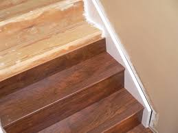 how to install vinyl plank flooring on stairs 19306 how to installing laminate flooring stairs