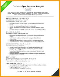 Sample Resume Data Analyst Research Analyst Resume Sample Resume