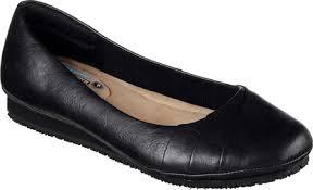 sketchers slip on shoes. skechers work kincaid callao slip resistant flat sketchers on shoes