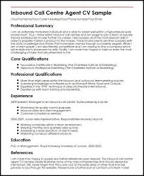 call center resume samples. 6 resume samples for call center agents malawi research