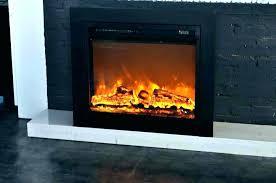 faux fireplace insert vintage