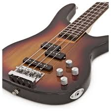 chicago short scale bass guitar by gear4 sunbu loading zoom