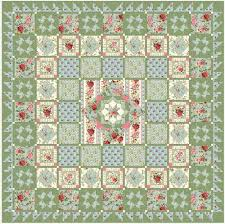 Liven up your Mailbox with a Stunning Quilt | Sampler quilts ... & Charlotte BOM - QNNtv Free Quilting Video Tutorials Adamdwight.com