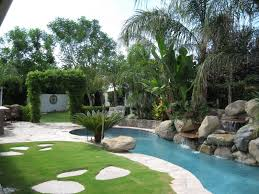 Small Picture Best Small Tropical Backyard Ideas Small Tropical Garden Design