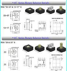 rs8043s 3 0mm rotor styele rotary dip switch ip67 waterproof buy rs8043s 3 0mm rotor styele rotary dip switch ip67 waterproof