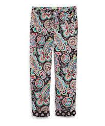 Vera Bradley Parisian Paisley Pajama Pants