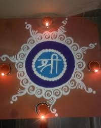 Small Picture 140 best Rangoli images on Pinterest Rangoli designs Diwali