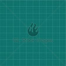 Graph Seamless Millimeter Grid Paper Gl Stock Images