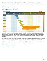 it project timeline every timeline template you ll ever need the 18 best templates