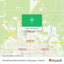 Woodforest National Bank Customer Service Phone Number How To Get To Woodforest National Bank In Champaign By Bus