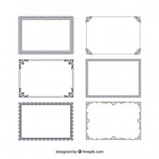 white certificate frame certificate frame vectors photos and psd files free download