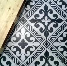 black and white tile floor. Perfect Tile Black And White Tile Tiles Grey Backsplash    In Black And White Tile Floor S
