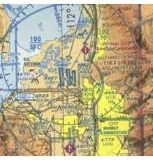 Us Vfr Wall Planning Chart Faa Pilot Outfitters