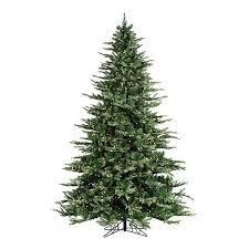 9 Ft FEELREAL Downswept Douglas Fir Artificial Christmas Tree Artificial Christmas Tree 9ft