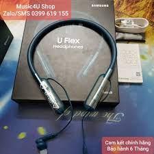 Tai nghe không dây Samsung U flex, hàng chính hãng [Music4U]