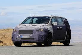 2018 kia minivan.  kia spyshots 2018 kia sedona carnival facelift getting 8speed auto inside kia minivan