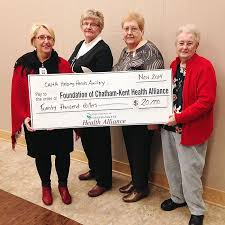 CKHA campaign receives boost - The Chatham Voice