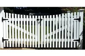 wood picket fence gate. Small Fence Gate Wood Picket C Door W