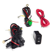 2005 2011 toyota tacoma fog lights wiring kit included clear more views