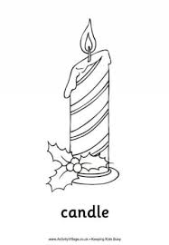 Small Picture Candle Coloring Pages Christmas Colouring Page 2 460jpgitokSC0wXC