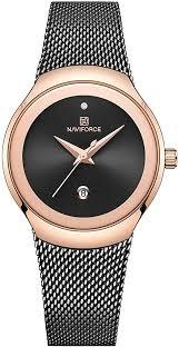NAVIFORCE Women Fashion Analog Quartz Watch ... - Amazon.com