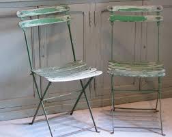 vintage metal folding chairs. Plain Chairs Vintage Metal Folding Chairs In L