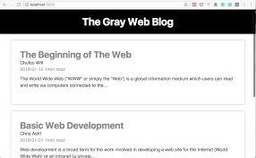 Zero to Deploy: A Practical Guide to Static Sites with Gatsby.js ...