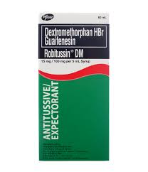 Robitussin Dm Syrup 60ml