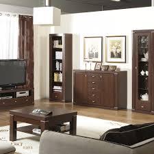 Wenge Living Room Furniture Camden 2 Door 5 Drawer Sideboard In Dark Wenge