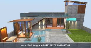 real estate company 3d elevations hyderabad construction elevation design building elevations