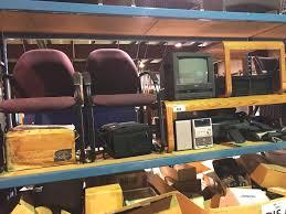 office furniture trade shows. Image 1 : SHELF LOT OF ASSORTED OFFICE FURNITURE, TRADE SHOW DISPLAYS, Office Furniture Trade Shows