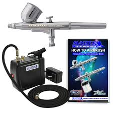 Cake Decorating Airbrush Kit The 4 Best Airbrush Kits For Beginners 2017 Guide Mostcraft