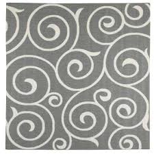 square outdoor rugs whirl grey champagne 8 ft 6 in x 8 ft 6 in 7