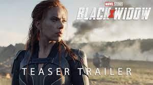 فيلم black widow 2020 مترجم