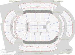 prudential center newark arena seat and