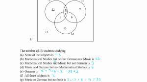 Examples Of Venn Diagram Word Problems More Problem Solving And Venn Diagrams