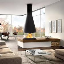 10 fierce modern fireplace designs