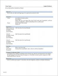 Writing A First Resume Professional Resumes Template Fresh Resume