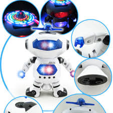 Fun Toys For Boys Robot Kids Toddler 3 4 5 6 7 8 9 Year for Old