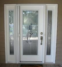 Decorative Glass Panels For Front Doors Images - Doors Design Ideas