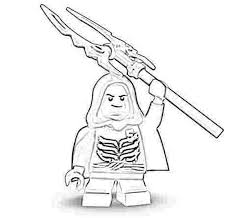 Masker Lego Ninjago Kleurplaat Ninjago Airjitzu Ausmalbilder