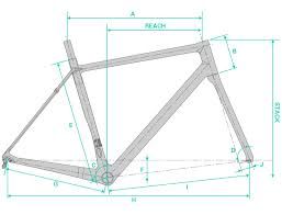 Geometry Of Chapter2 Bikes By Mike Pryde