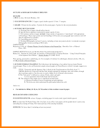 Mla Format For Research Paper Seattlebabyco